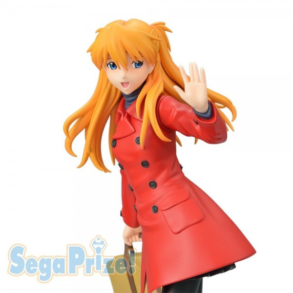 Figurine Asuka Langley Winter Vers.
