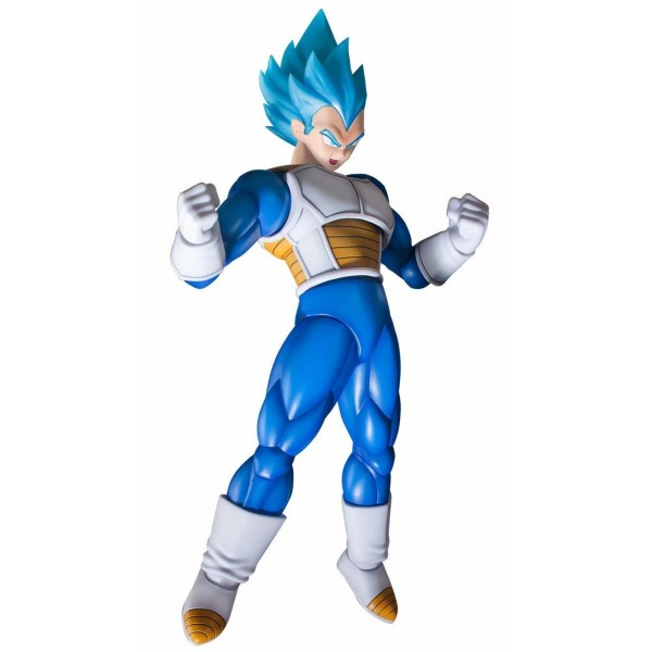 Figurine Vegeta SSJ God Blue Figure-rise (Special Color)