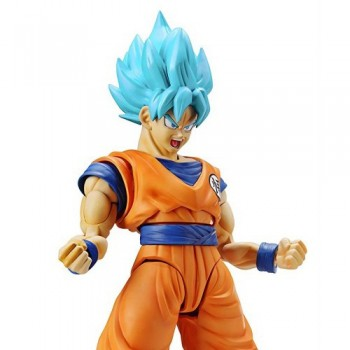 Goku SSJ God Blue Figure-rise