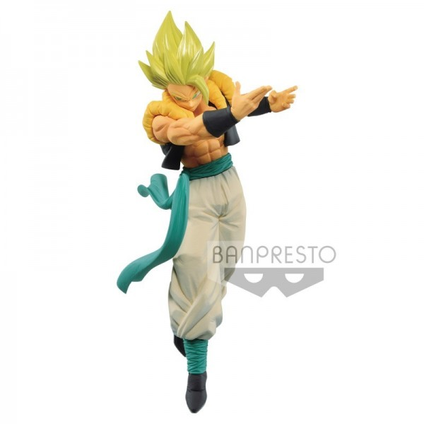 Figurine Gogeta SSJ Match Makers Dragon Ball Super