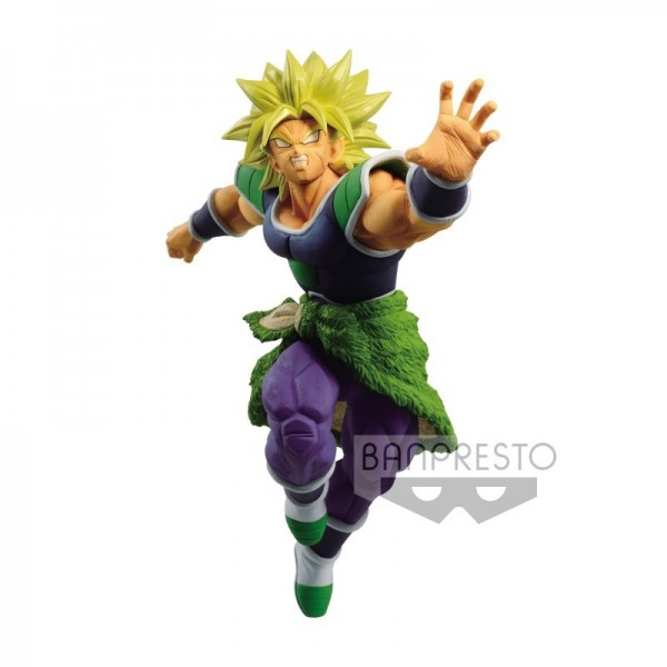 Figurine Broly SSJ Match Makers Banpresto