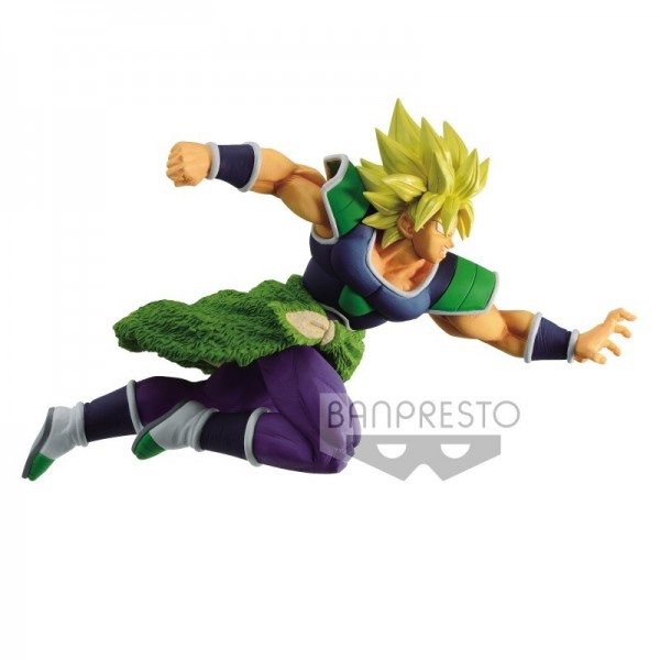 Figurine Broly SSJ DBS Match Makers
