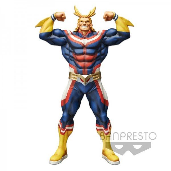 Figurine All-Might Grandista Exclusive Lines