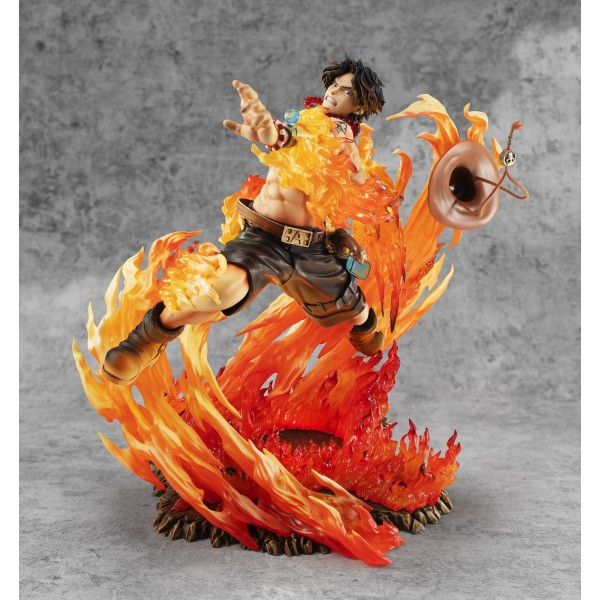 Figurine Portgas D. Ace P.O.P Neo-Maximum 15th Limited Ver.