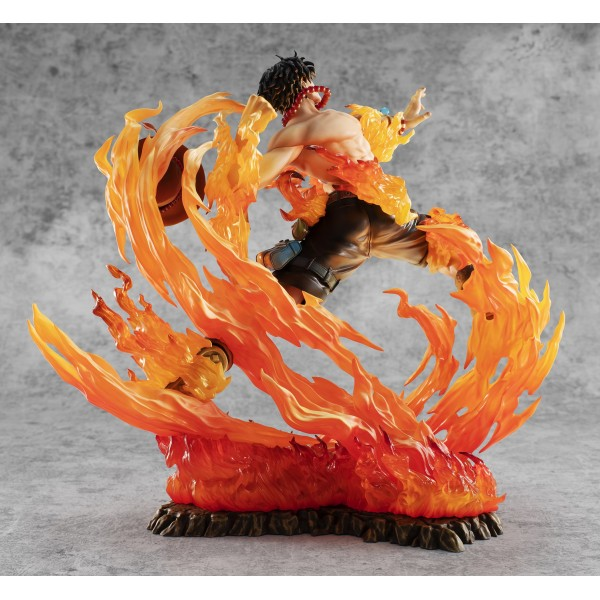 Portgas D. Ace P.O.P Neo-Maximum 15th Limited Ver. Megahouse