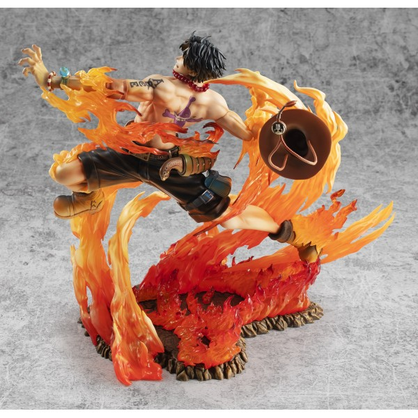 Portgas D. Ace P.O.P Neo-Maximum 15th Limited Ver. One Piece