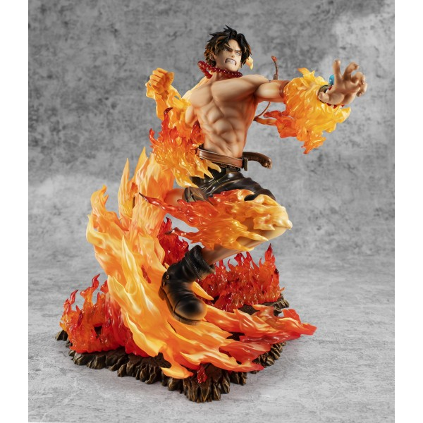 Figurine Ace P.O.P Neo-Maximum 15th Limited Ver. One Piece