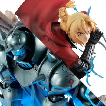 Edward & Alphonse Elric Brothers Precious G.E.M. Series