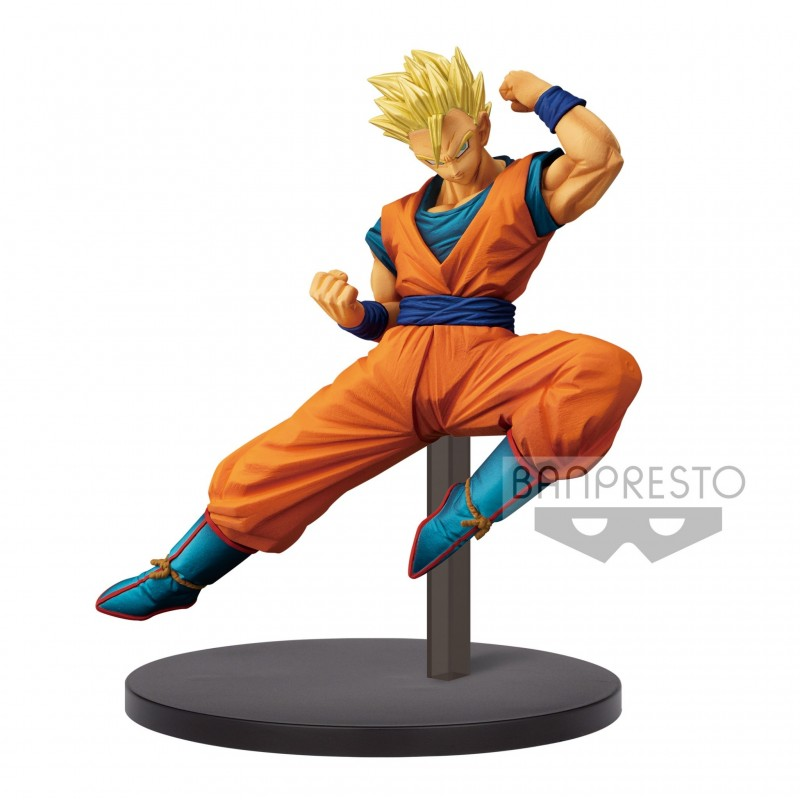 Figurine Gohan SSJ Super Warrior Retsuden Vol. 4