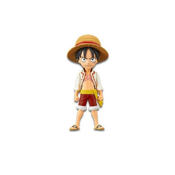 Luffy WCF Battle Of Luffy Whole Cake Island