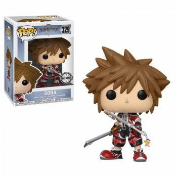 Funko POP Sora Brave Gear Exclu - 329