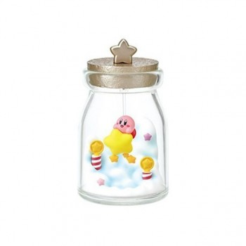 Kirby Warp Star Terrarium DX memories