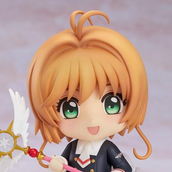 Sakura Junior High Uniform Ver. Nendoroid