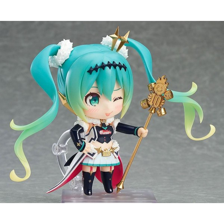 Figurine Racing Miku 2018 Ver. Nendoroid Good Smile Company