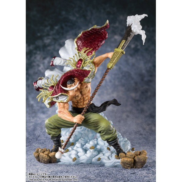 Figurine Edward Newgate Figuarts Zero Pirates Capitain