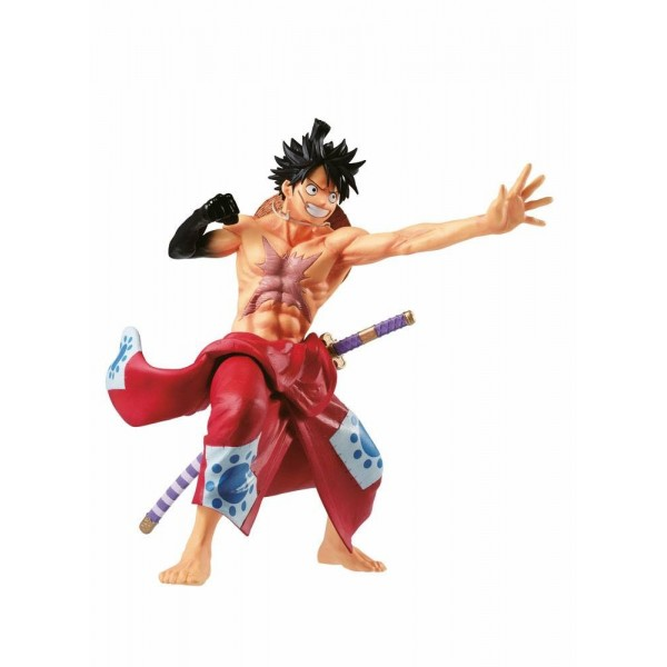 Monkey D. Luffy (No Umi) Ichibansho One Piece