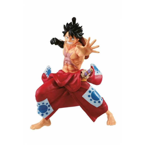 Figurine Monkey D. Luffy (No Umi) Ichibansho