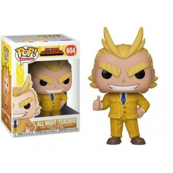 Funko POP All Might (Teacher) (604)
