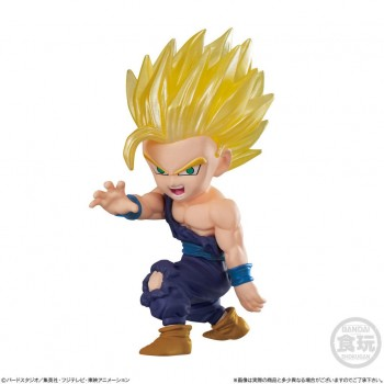 Gohan SSJ2 Dragon Ball Adverge Motion