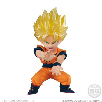 Goku SSJ Dragon Ball Adverge Motion