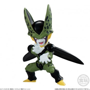 Cell Final Form Dragon Ball Adverge Motion