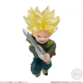 Trunks SSJ Dragon Ball Adverge Motion
