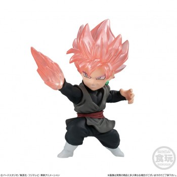 Black Goku Rosé Dragon Ball Adverge Motion