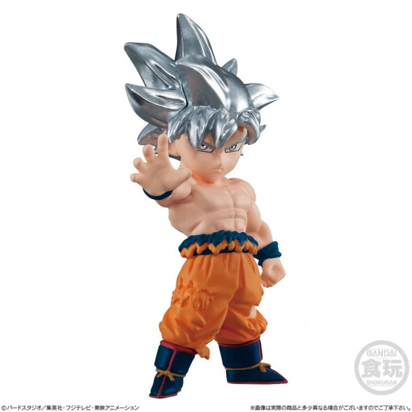 Goku Ultra-Instinct Dragon Ball Adverge Motion