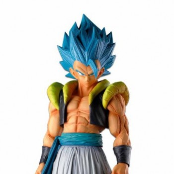 Gogeta Blue Super Master Stars Piece The Brush