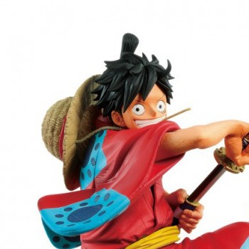 Monkey D. Luffy King Of Artist