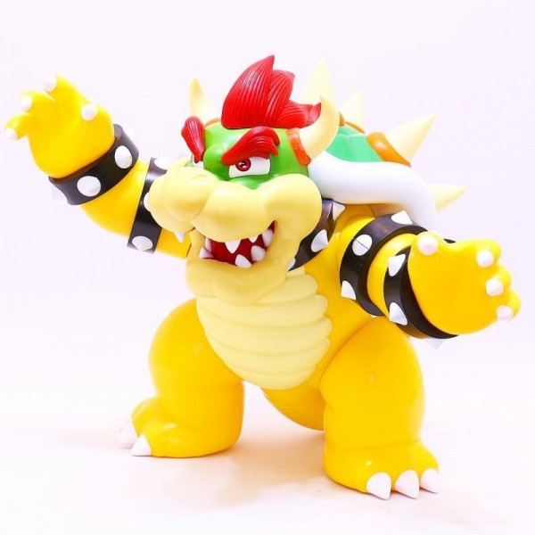 Figurine Bowser (Super Mario)