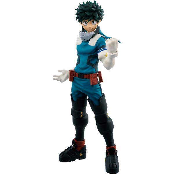 Figurine Izuku Midoriya Fighting Heroes feat One's Justice