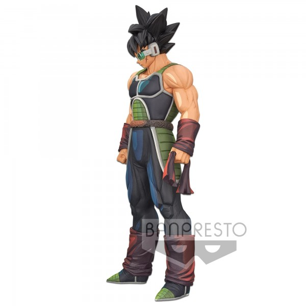 Bardock Grandista Two Dimensions