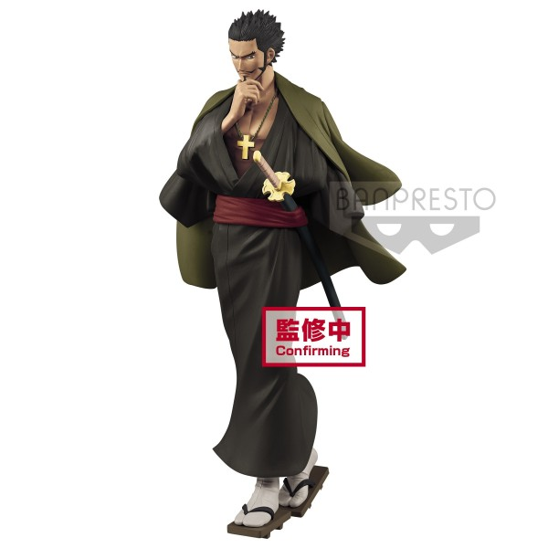 Figurine Mihawk Treasure Cruise World Journey Vol. 3