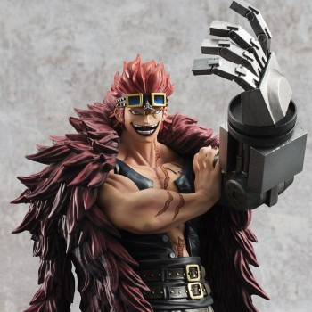 Eustass Captain Kid Limited Edition P.O.P Excellent Model
