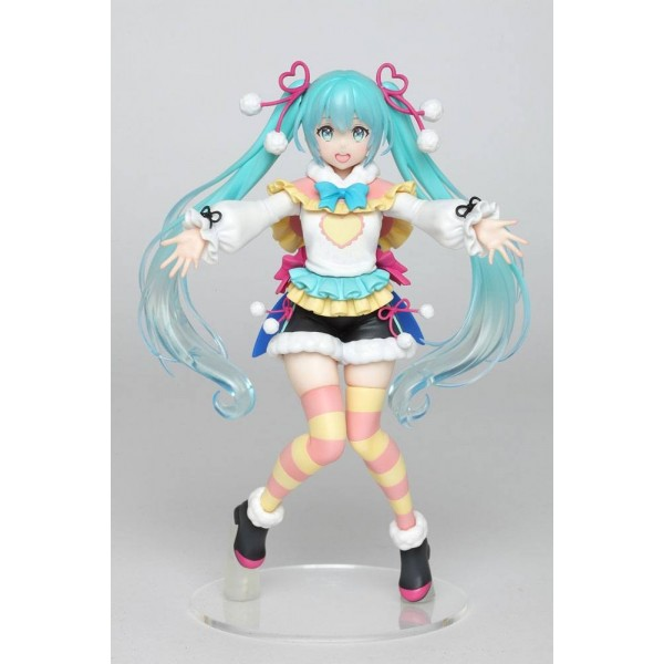 Figurine Hatsune Miku Winter Ver.