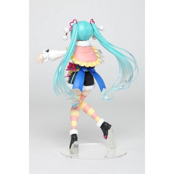 Figurine Miku Winter Ver.