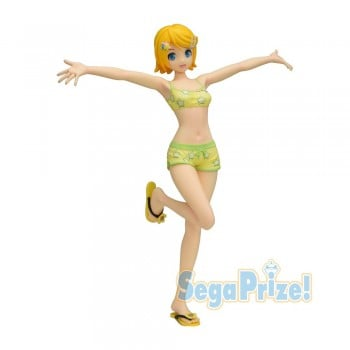 Figurine Kagamine Rin SPM Miracle Star Resort