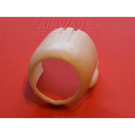 Figurine Golden Darkness White