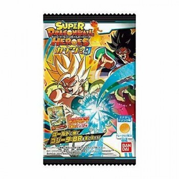 Booster Dragon Ball Heroes Card Serie 09