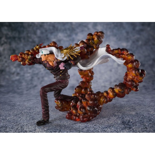 Figurine Sakazuki (Akainu) Figuarts Zero -The Three Admirals One Piece