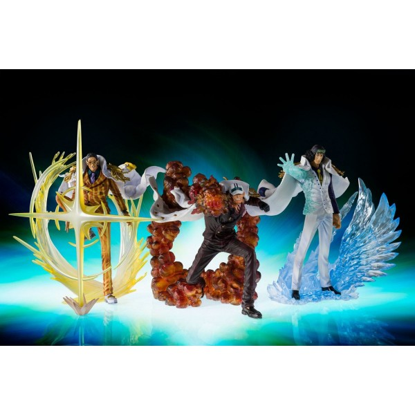 Figuarts Zero -The Three Admirals-