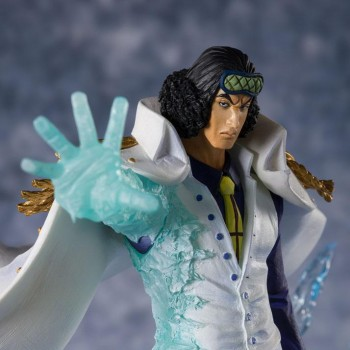Kuzan (Aokiji) Figuarts Zero -The Three Admirals-