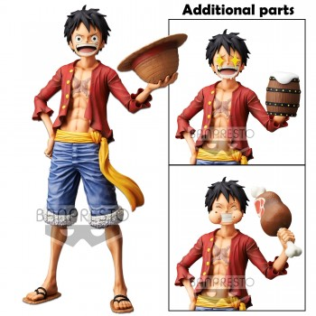 Grandista Monkey D. Luffy Nero