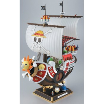 Maquette Thousand Sunny New World