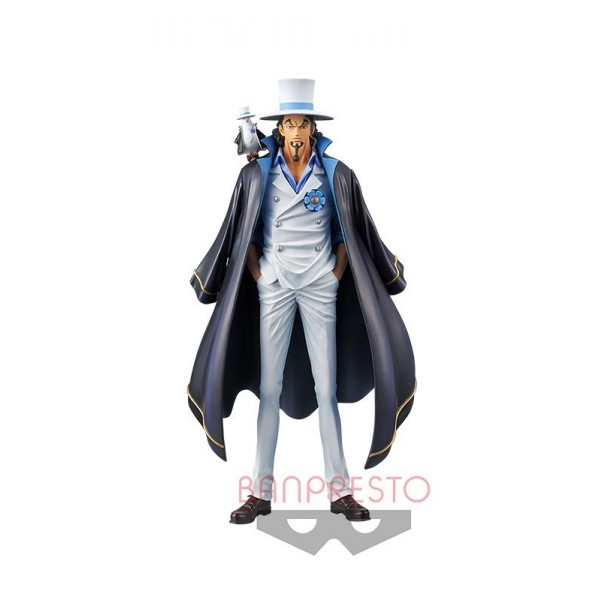 Figurine Lucci The Grandline Men Vol. 3 Stampede Movie