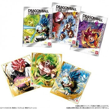 Booster Shikishi Dragon Ball Super Art 9 (Pack de 10)