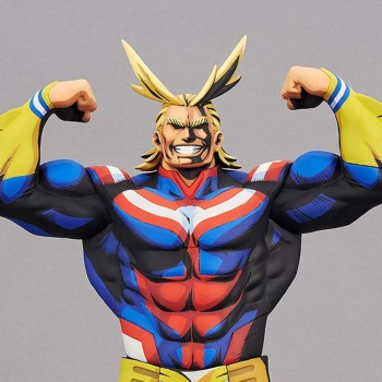 All-Might Grandista Manga Dimensions