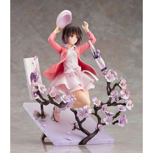 Statuette Megumi Kato : First Meeting Outfit Ver.