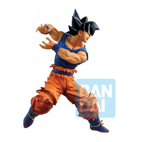 Figurine Goku Ultra Instinct Sign Ichiban Kuji Banpresto